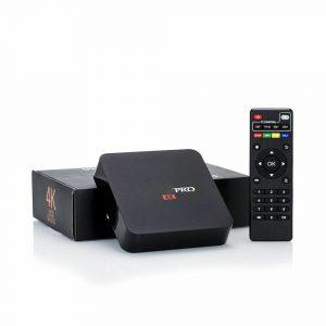 TV приставка MXQ PRO 4K (android)