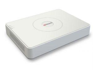 Видеорегистратор гибридный HD-TVI 16-канальный HiWatch DS-H116G