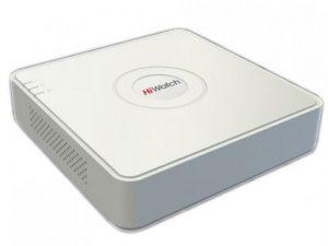 Видеорегистратор гибридный HD-TVI 8-канальный HiWatch DS-H208Q