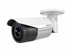 Цилиндрическая IP-видеокамера HiWatch DS-I126 с ИК-подсветкой