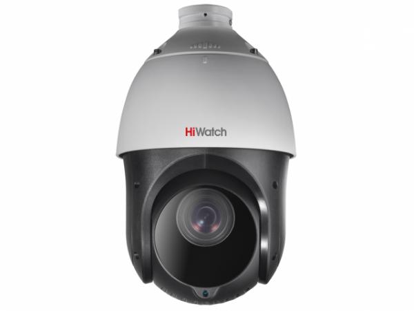 Уличная поворотная скоростная PTZ IP-видеокамера HiWatch DS-I215 с EXIR-подсветкой