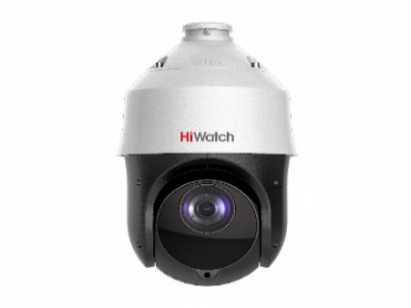 Уличная поворотная PTZ IP-видеокамера HiWatch DS-I225 с EXIR-подсветкой