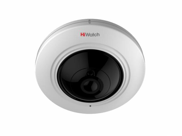 Панорамная IP-видеокамера HiWatch DS-I351