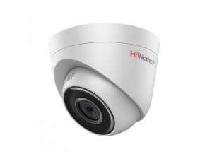 Купольная IP-видеокамера HiWatch DS-I453 с EXIR подсветкой