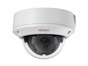 Купольная IP-видеокамера HiWatch DS-I458 с EXIR подсветкой