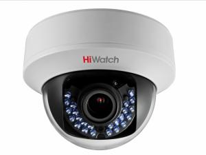 Панорамная уличная HD-TVI видеокамера HiWatch DS-T107 с ИК-подсветкой