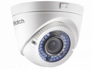 Купольная HD-TVI видеокамера HiWatch DS-T109 с ИК-подсветкой