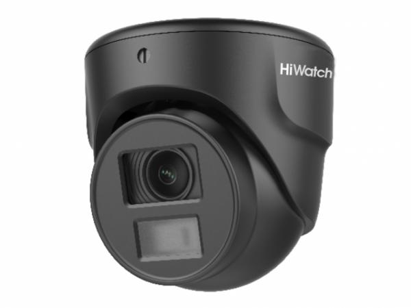 Компактная HD-TVI видеокамера HiWatch DS-T203N
