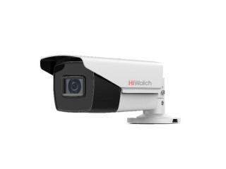 Цилиндрическая HD-TVI видеокамера HiWatch DS-T206S с EXIR подсветкой