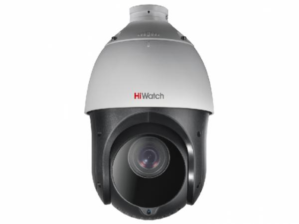 Уличная скоростная поворотная PTZ HD-TVI видеокамера HiWatch DS-T215(B) с EXIR подсветкой