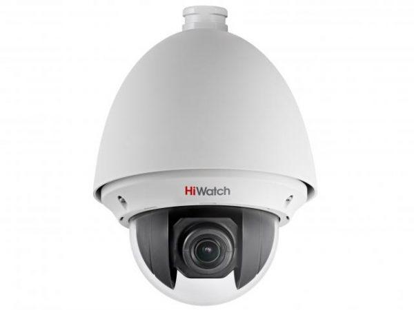 Скоростная поворотная PTZ HD-TVI видеокамера HiWatch DS-T255