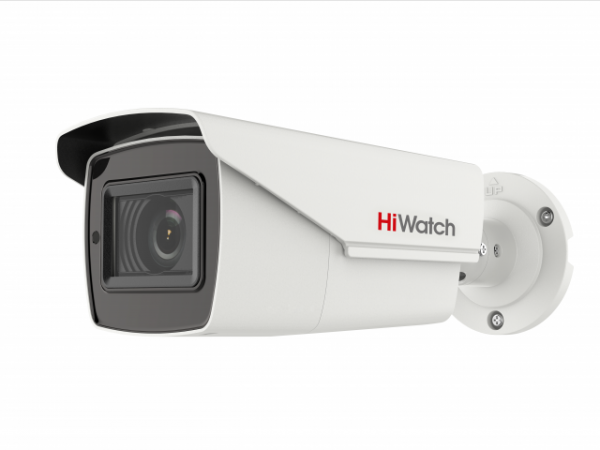 Цилиндрическая HD-TVI видеокамера HiWatch DS-T506C с EXIR подсветкой